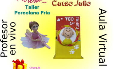Aula Virtual Porcelana Fria Bailarina y Charlie Brown