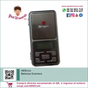 HER0144 Balanza Gramera