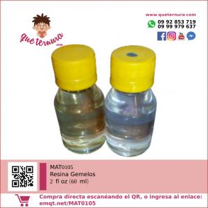 Resina Gemelos 2 fl oz (60 ml)