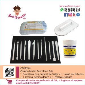 COM0009 Combo Inicial Porcelana Fría   queternura.com