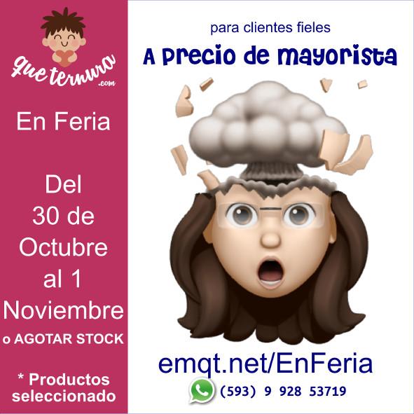 Queternura en Feria 201030-201101