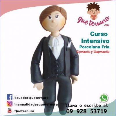 Curso Intensivo 170045 Novio Viaje Porcelana Fría | Taller Práctico queternura.com